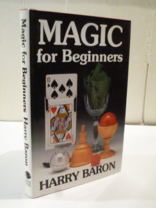 Baron, Harry - Magic for Beginners