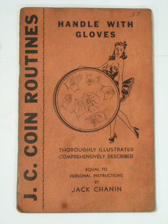 Chanin, Jack - Handle with Gloves (JC Coin Routines)