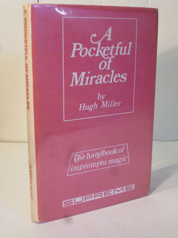 Miller, Hugh - A Pocketful of miracles