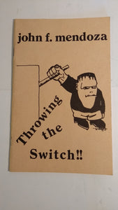 Throwing the Switch - Card switch moves by John Mendoza