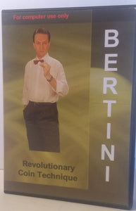 Revolutionary Coin Magic - Bertini