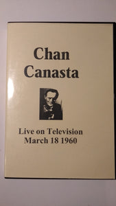 Chan Canasta Live on TV