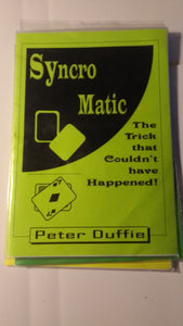 Peter Duffie - Synchromatic
