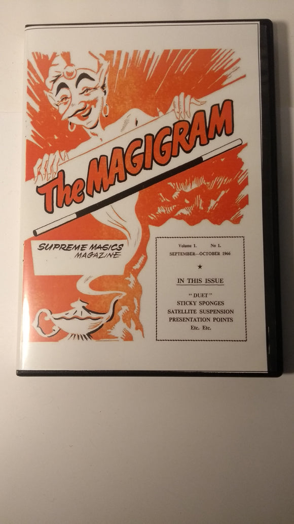Magigram Magazine - Supreme - Last two copies