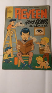 Reveen and Sons Unlimited comic