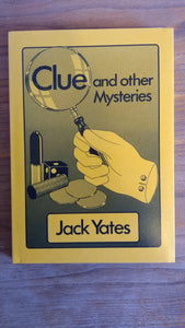 Clue and Other Mysteries