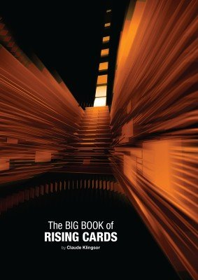 The Big Book of Rising Cards by Claude Klingsor - NEW STOCK RECEIVED