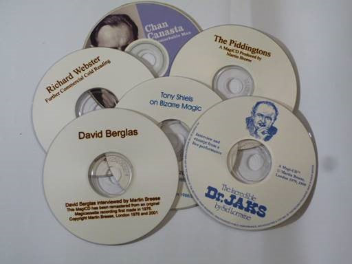 Magicassettes on CD