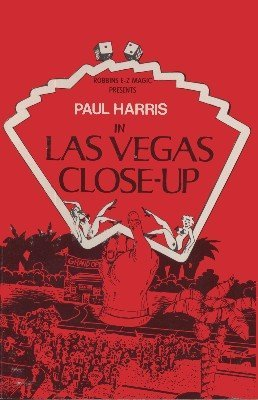 Paul Harris in Las Vegas Close-up