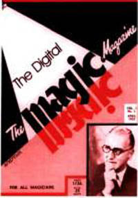 Max Andrews Magic Magazine on CD