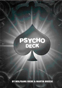 Psycho Deck - Inspired by Wolfgang Riebe