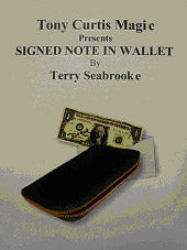 Terry Seabrooke Wallet