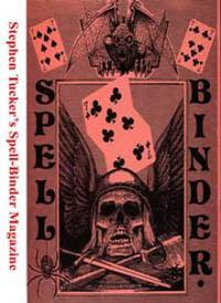 Spell-Binder Magazine on CD