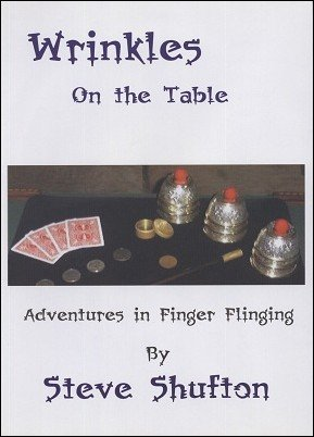 Wrinkles on the Table Steve Shufton DVD