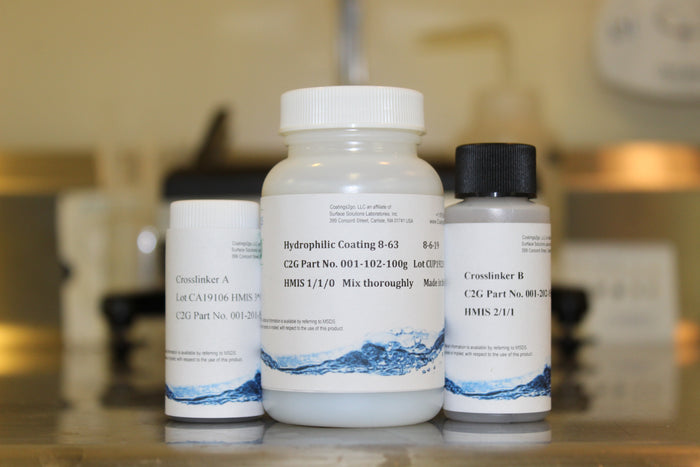 Patented Hydrophilic Coating 8-63 Additive Compatible