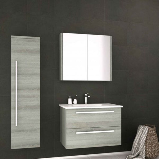 600mm Purity Mirror Cabinet