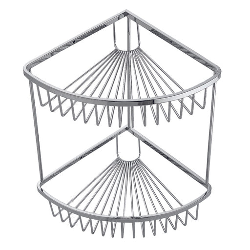 Wire Double Corner Basket