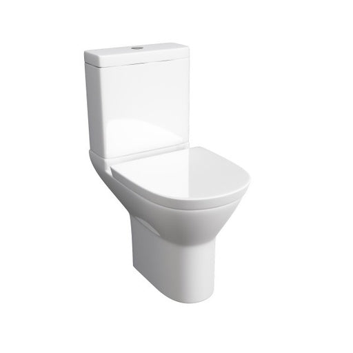 Project Round C/C WC Pan, Cistern and Soft Close Seat