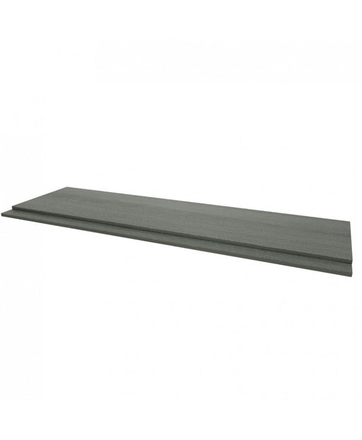 Purity Bath Panels - Grey Ash