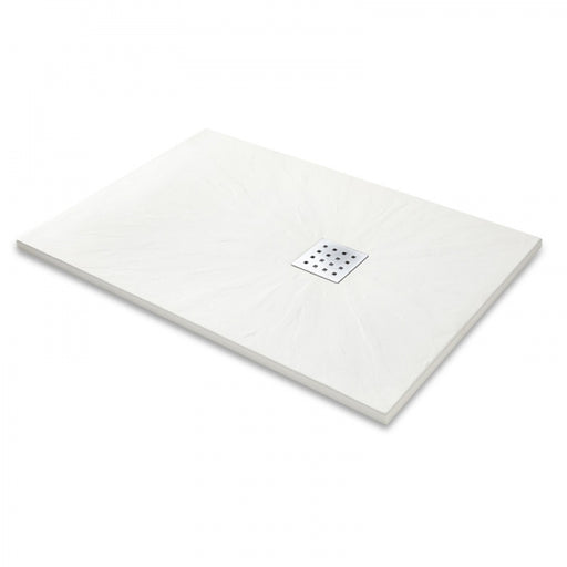 Rectangle Slate Effect Shower Trays