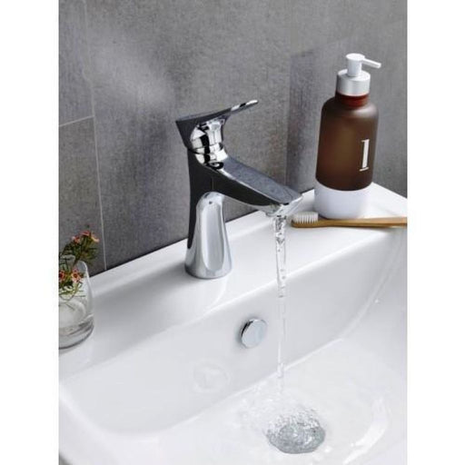 Focus Mono Basin Mixer With Click Waste TAP180FO