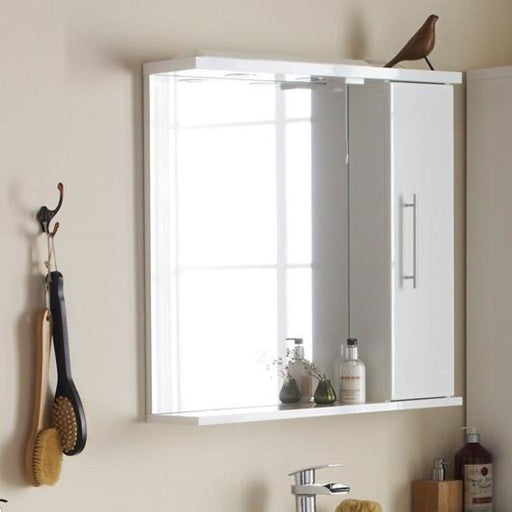 Impakt Mirror With Lights & Cabinet