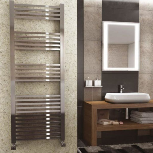 K Squared Heated Towel Rail