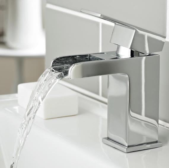 Phase Mono Basin Mixer With Click Waste TAP035PH