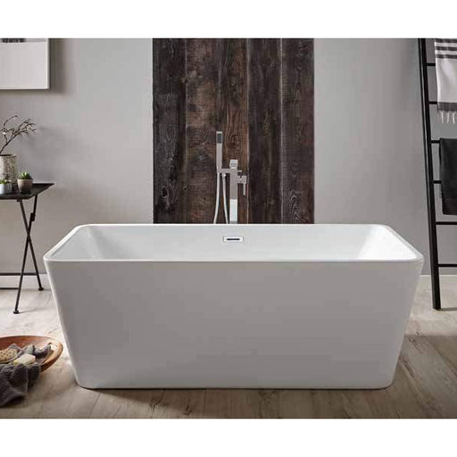 Pure Freestanding Bath 1700x800mm