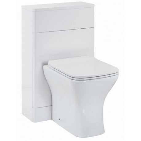 Rossini Floor Standing Vanity Unit - White