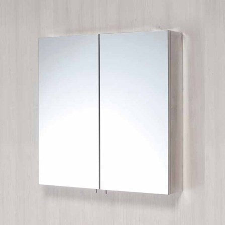 Double Door Stainless Steel Cabinet