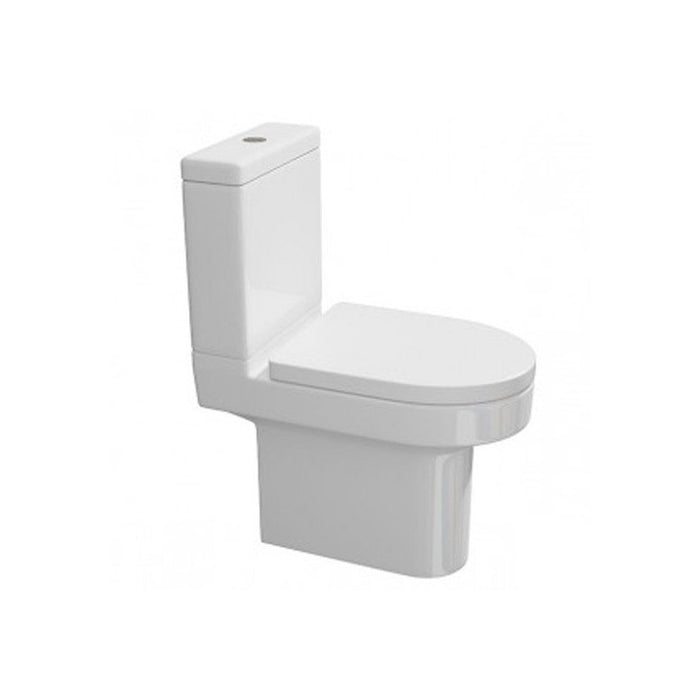 Code C/C WC Pan, Cistern and Soft Close Seat