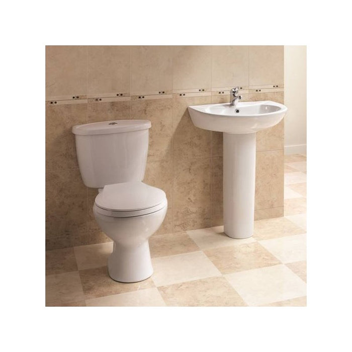 G4k 545mm 1th Basin with Full Pedestal