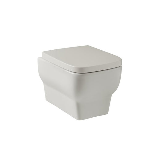 Korsika Wall Hung WC Pan with Soft Close Seat