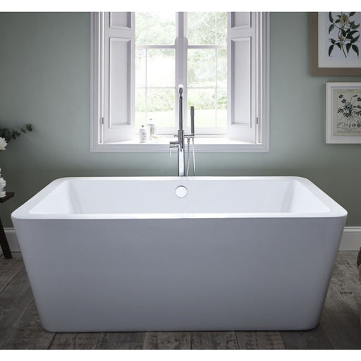Options Freestanding Bath 1700x800mm