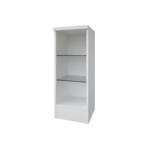 Purity 300mm Open Glass Shelf Unit