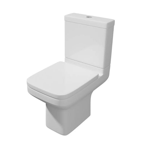 Trim C/C WC Pan, Cistern and Soft Close Seat