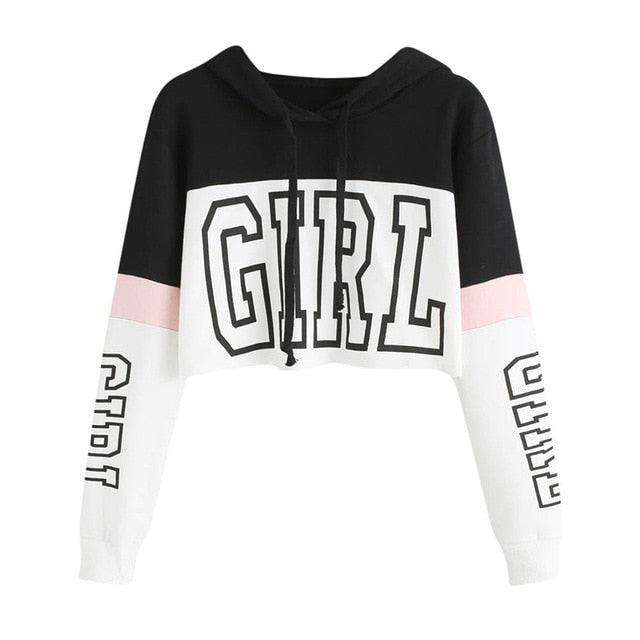 Moletom Feminino Girl