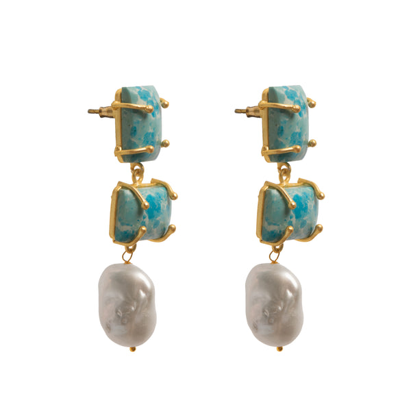 APHRODITE EARRINGS - VESCOVI