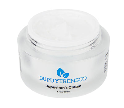 Dupuytren's Contracture All Natural Cream