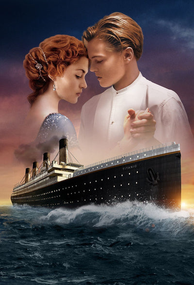 Titanic Love Painting Kit - DIY