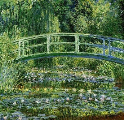 Water Lily Pond Diamond Painting Kit - DIY