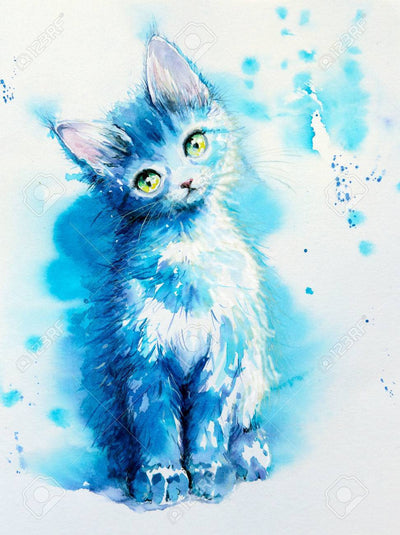5d Cat Diamond Painting Kit Premium-33