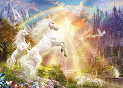 Unicorn Diamond Painting Kit - DIY Unicorn-59