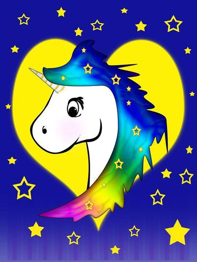 Unicorn Diamond Painting Kit - DIY Unicorn-5
