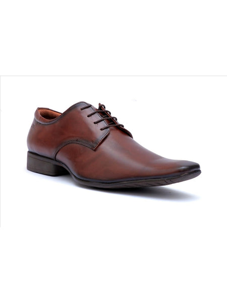 GRANT - 1551 BROWN LEATHER SHOES