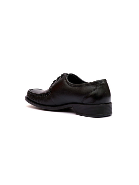 RELIEF - 1704 BLACK LEATHER SHOES