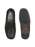 RELIEF - 1705 BLACK LEATHER SHOES