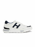 207 WHITE & BLUE RUNNING SHOES
