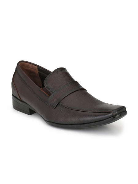 SCORE - 2802 TOTONE LEATHER SHOES
